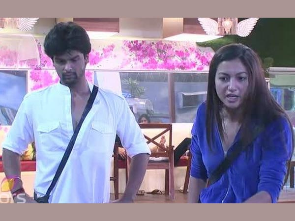 Gauhar And Kushal Talk To Andy