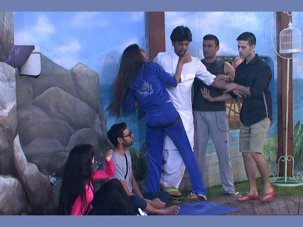 Gauhar Tried To Stop Her