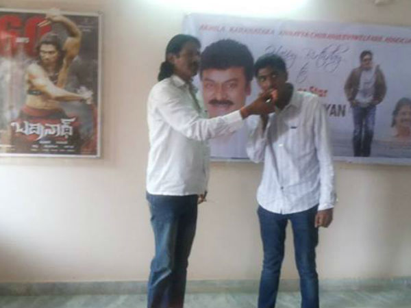 Naayak 50 Days Function