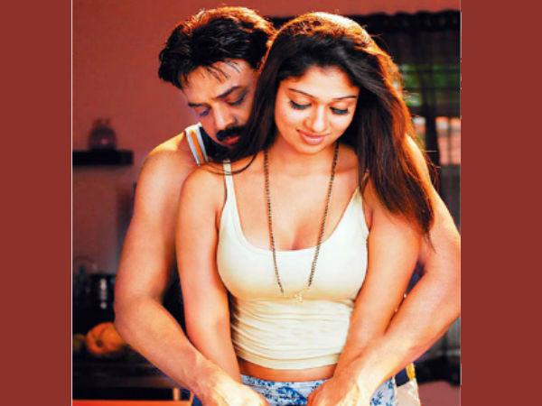 Just like Nayantara, Venky to repeat same passionate Romance with Tamanna!