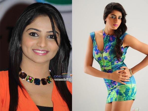 Rachita Ram And Nisha Yogeshwar