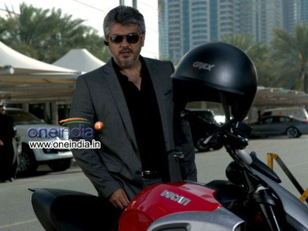 Ajith's Workouts Not Visible