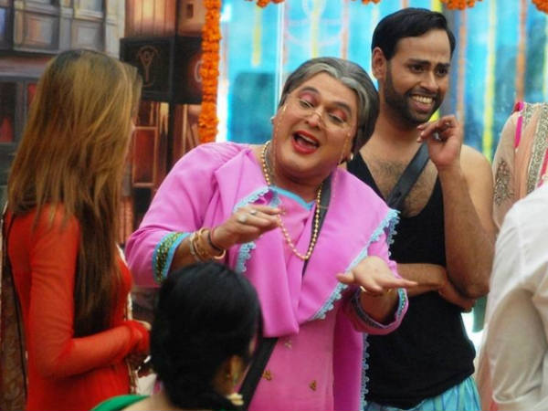 Dadi From Comedy Nights With Kapil