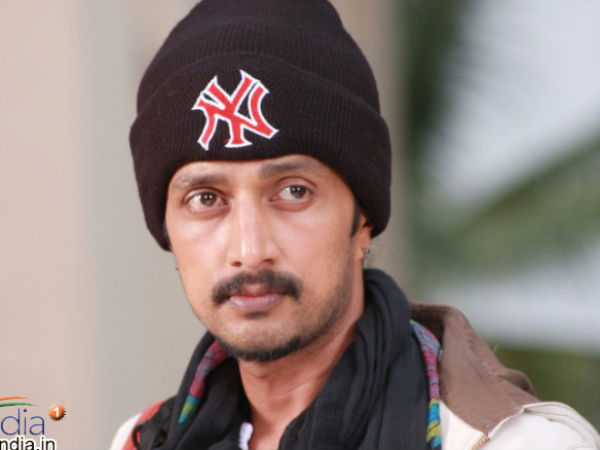 It Was A Mono-Acting For Sudeep