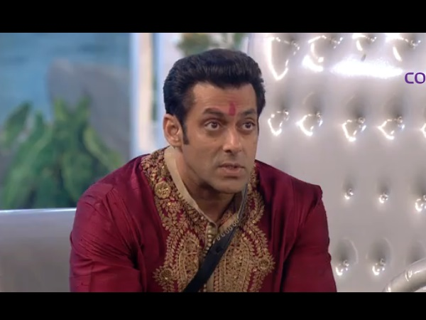 Salman Khan Received Nominations
