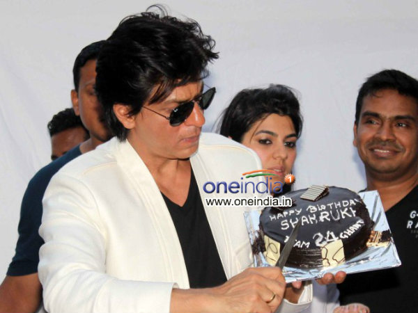 Shahrukh Birthday
