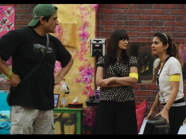 Will Armaan Yell At Tanisha?