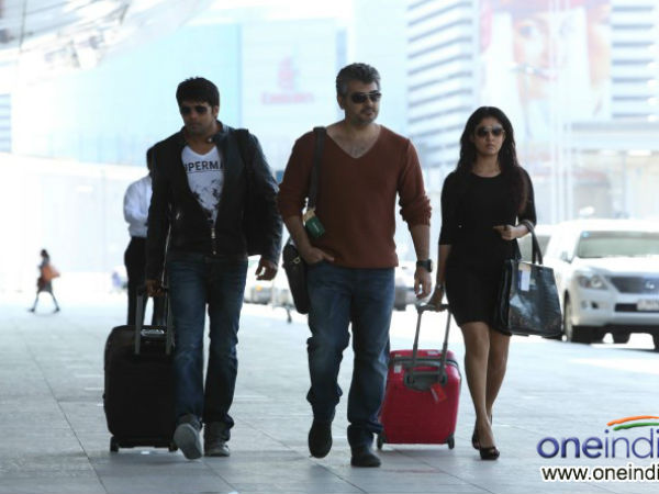 One-Liner Story Of Arrambam