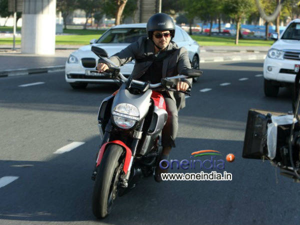 Ajith's Performance In Arrambam