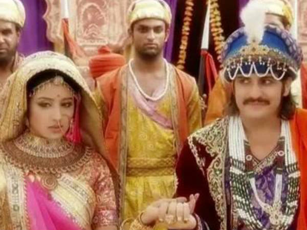 Jalal During The Wedding