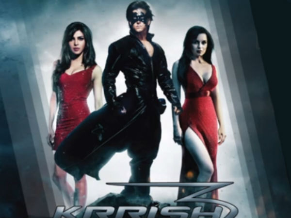 Krrish 3 Collection In South Africa