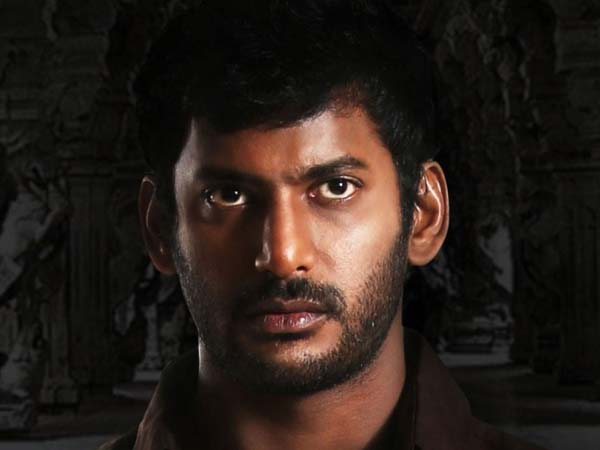 Vishal Stands By The Change