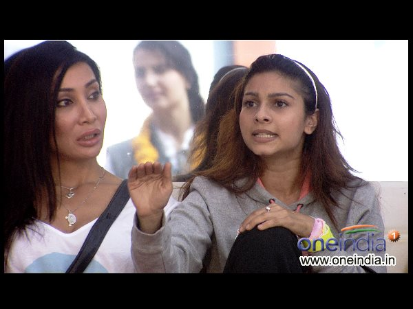 Tanisha And Gauhar