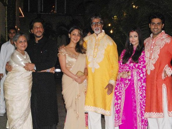 The Khans And The Bachchans Bond