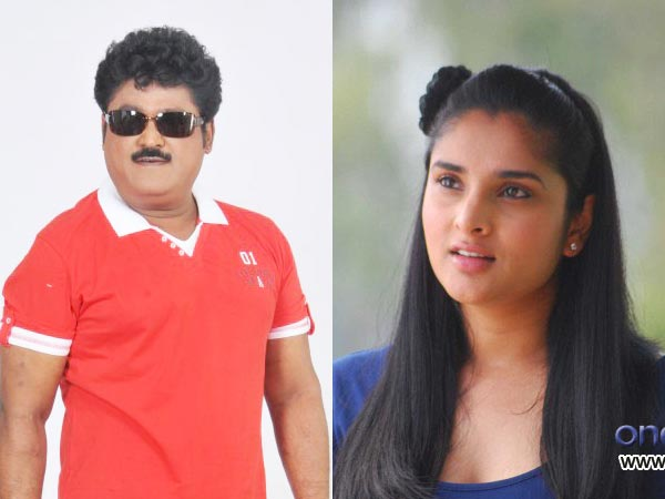 Ramya And Jaggesh