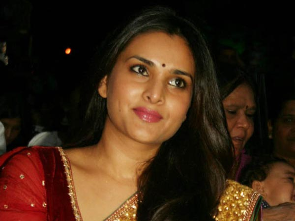 Ramya Is Busy With Politics