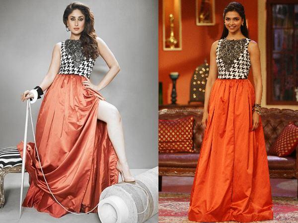 https://www.filmibeat.com/img/2013/11/06-kareena-kapoor-deepika-padukone-same-dress.jpg Deepika Padukone And Kareena Kapoor Same Dress
