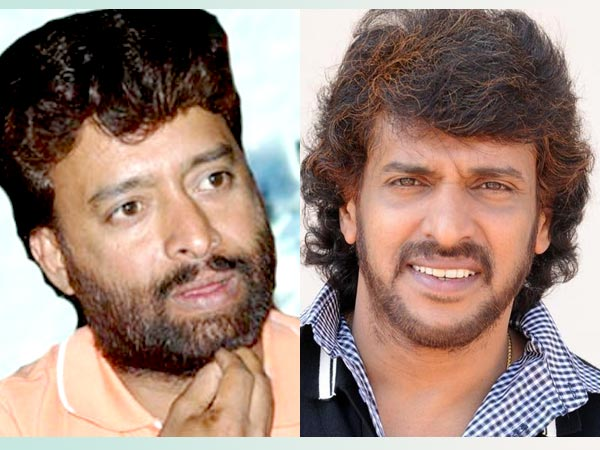 Uppi-Shivamani Join Hands