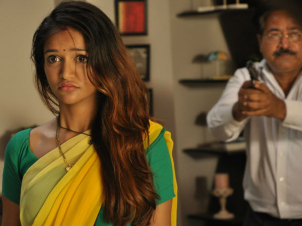 Anaika Soti As Satya's Lover