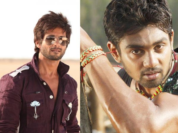 Shahid Kapoor To Act In Hindi Remake Of Addhuri!
