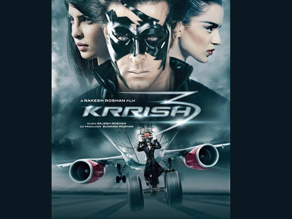 Krrish 3 Cast And Crew