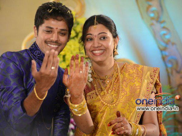 idea star singer malavika photos - Engagement s Geetha Madhuri Nandu Confirm Marriage