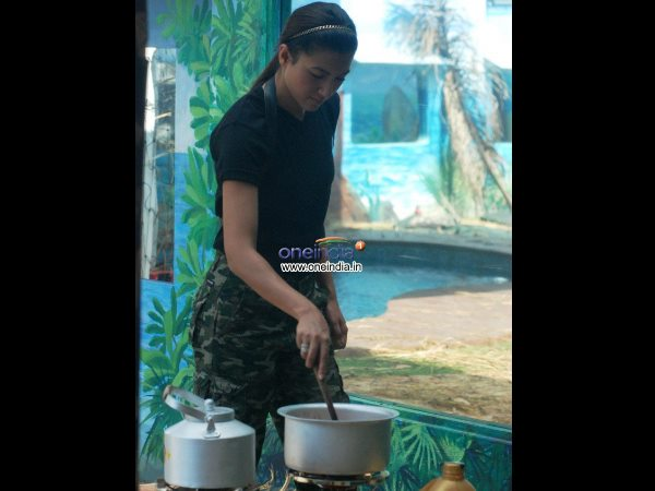 Gauhar, The Chef