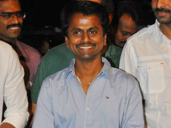 Murugadoss Thanks Partner