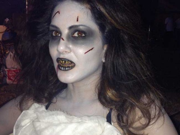 Sunny Leone-Scary Photo-Ragini MMS 2