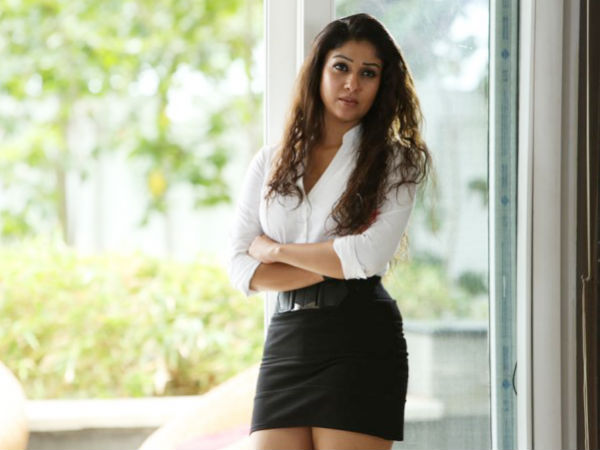 Nayan Out Of Action In Kollywood