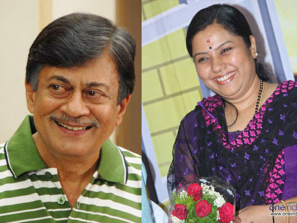 Ananth Nag-Thara To Play Ideal Couple