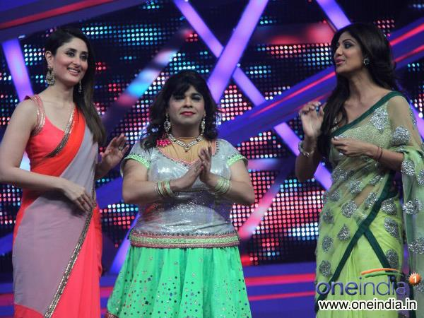 Kareena With Palak And Shilpa