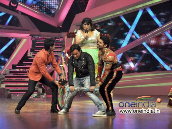 Saif On Nach Baliye