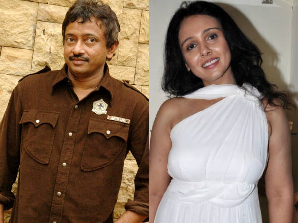 RGV and Suchitra