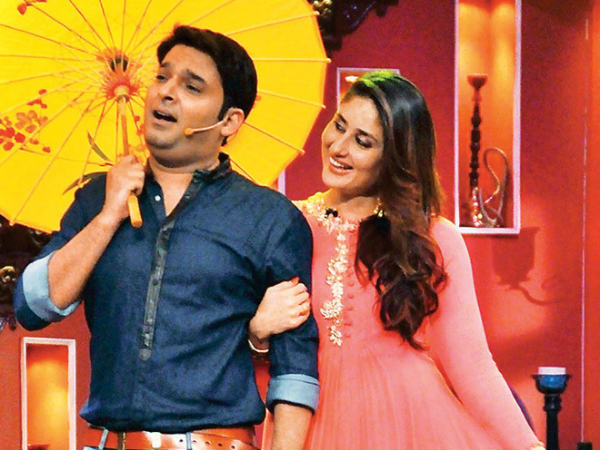 how to get ticket for comedy nights with kapil show