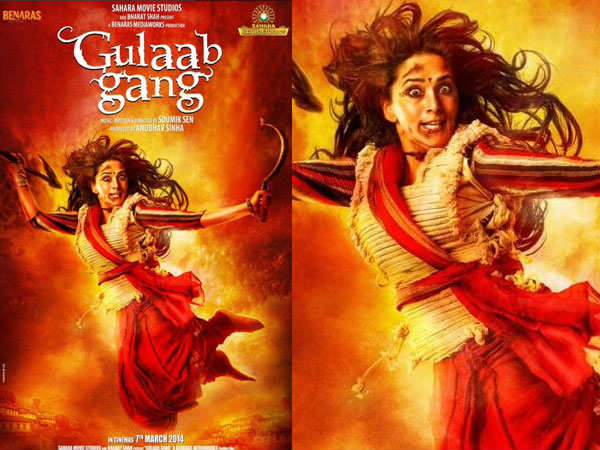 Gulaab Gang First Poster