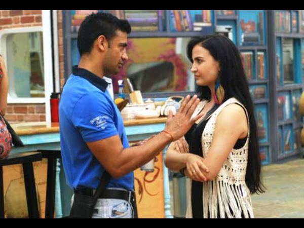 In Conversation With Housemate Sangram Singh