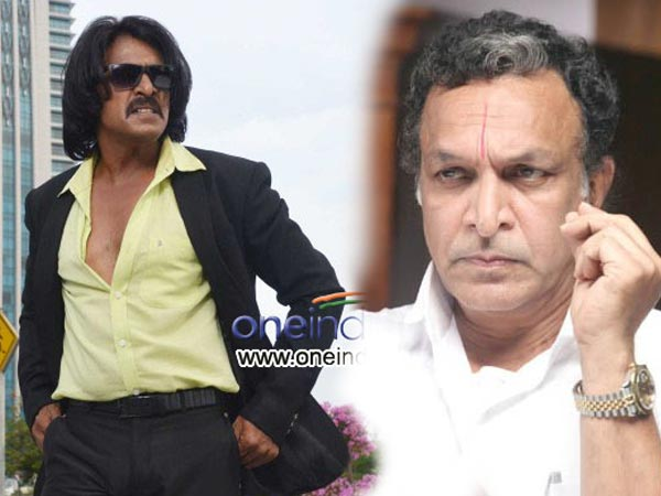Nassar To Share Screen With Uppi