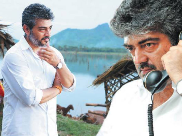 Ajith Raises The Bar Again