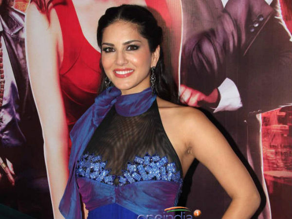 Sunny Leone Delighted To Work In Tamil Movie Vadacurry