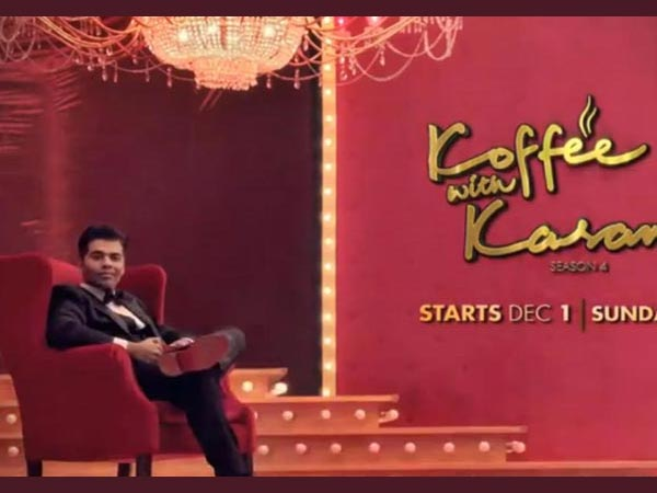 Karan Johar Is Back!