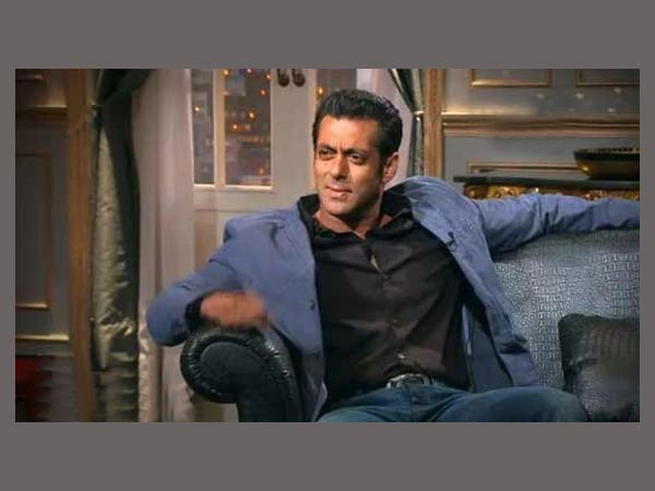 Salman Khan In KWK
