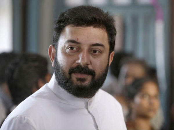 Arvind Swamy Goes To Bollywood Again