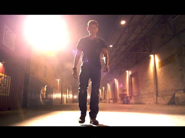 Actor Mahesh Babu | Six Pack Abs | Sukumar 1 Nenokkadine ...  Actor Mahesh Ba...