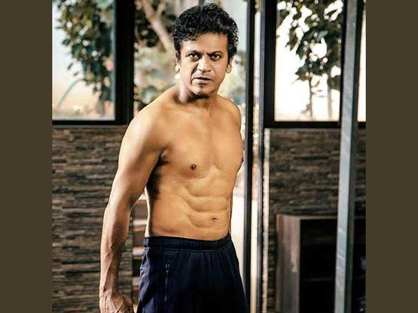 Shivanna's Six Pack Look