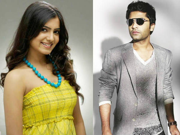 It's Samantha For Simbu after Hansika and Nayan?