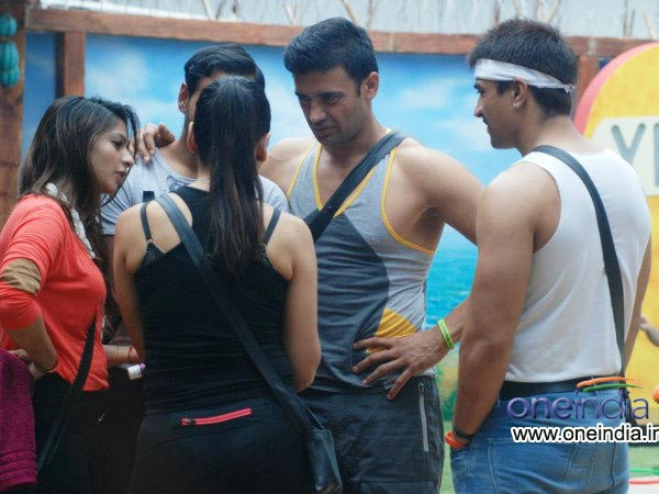 BB 7's Loudest Episode; Will Andy Talk To His Mom?