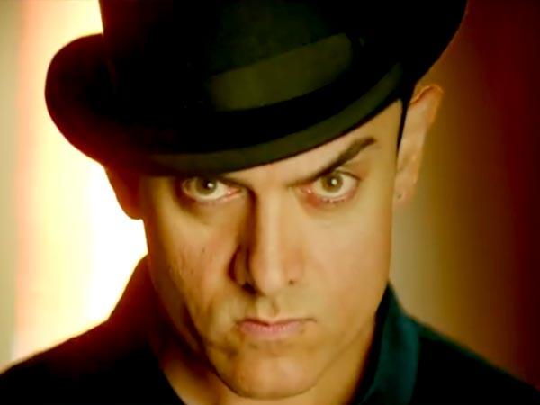 Aamir Khan Giddy Malang Song Dhoom 3 Filmibeat