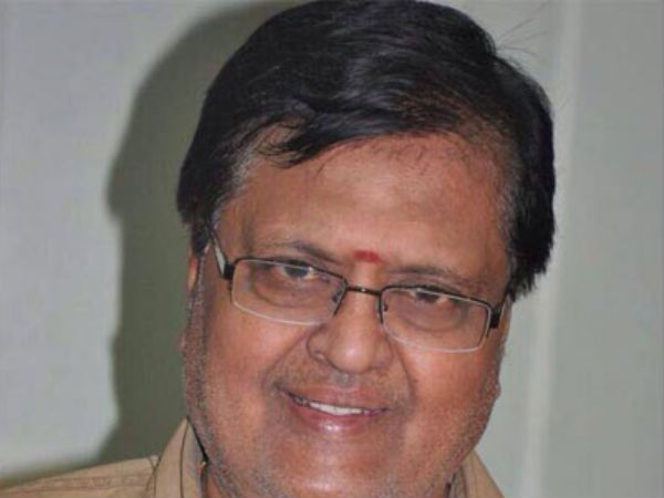 Kollywood Mourns The Death Of R Raghuram
