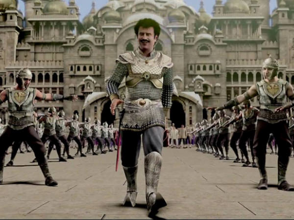 Kochadaiiyaan For Tamil New Year